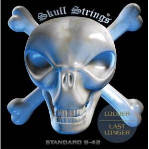 Jeu de cordes Skull Strings 9-42