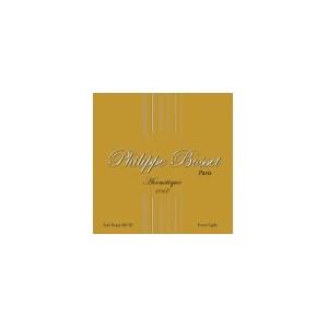 Cordes Philippe Bosset Acoustiques Soft Brass 10-47