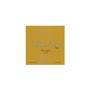 Cordes Philippe Bosset Acoustiques Soft Brass 11-52