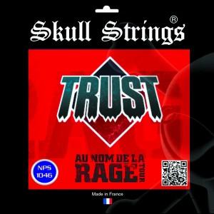 TRUST Rage tour Nickel line standard 10-46